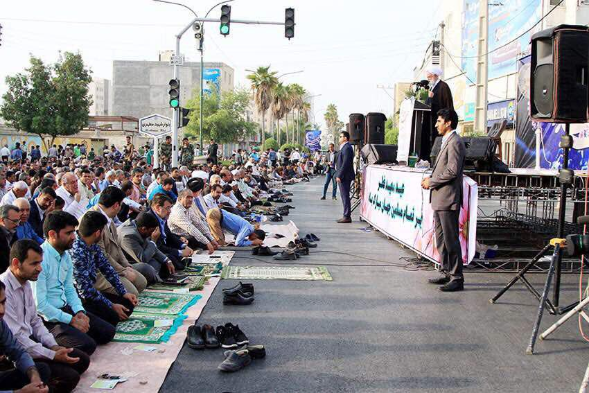 نماز عید فطر (10)