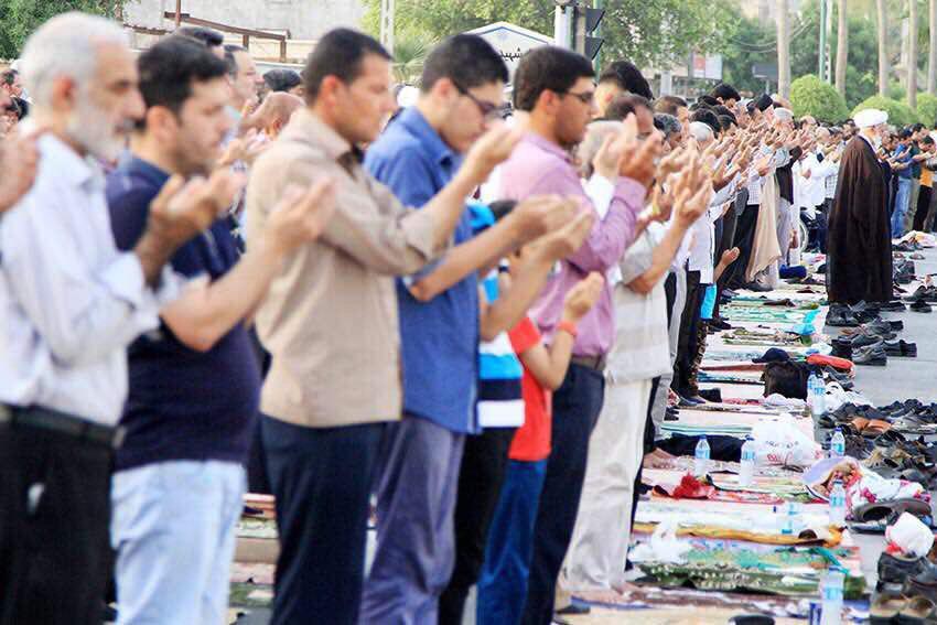 نماز عید فطر (11)