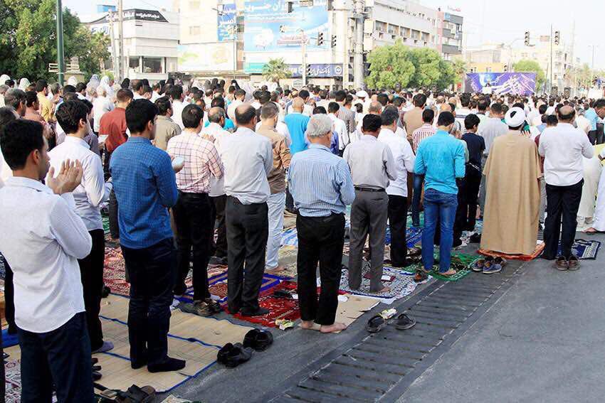نماز عید فطر (13)