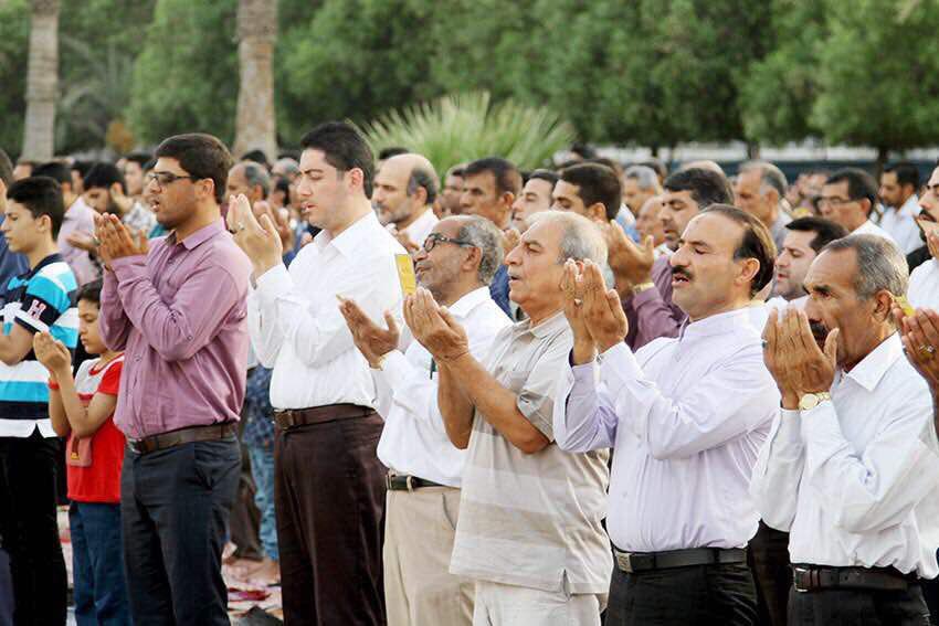 نماز عید فطر (14)