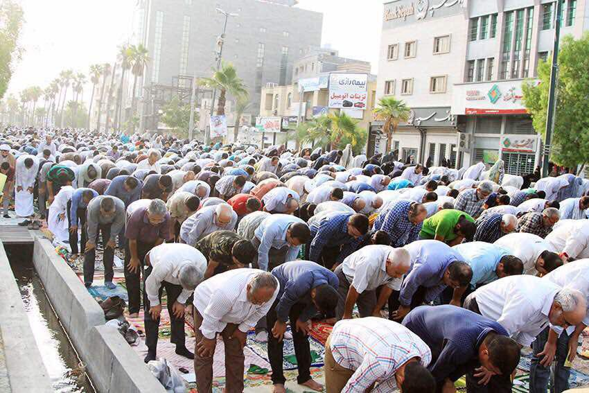نماز عید فطر (16)