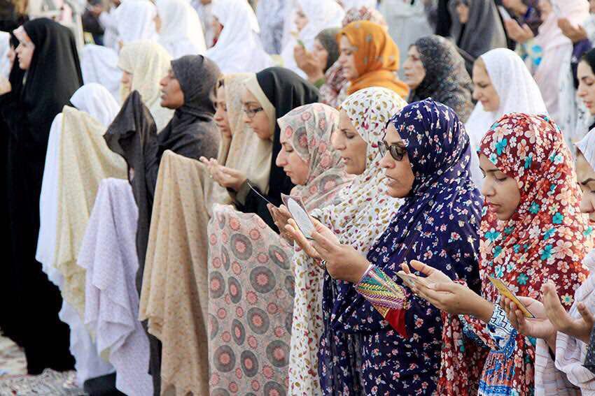 نماز عید فطر (17)