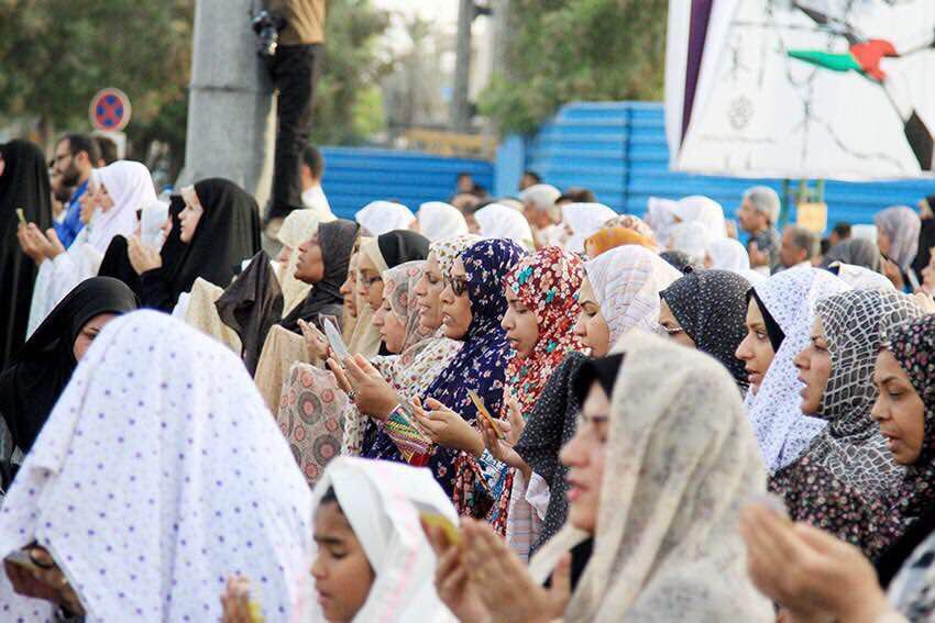 نماز عید فطر (19)