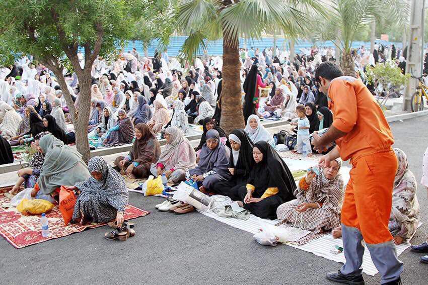 نماز عید فطر (7)
