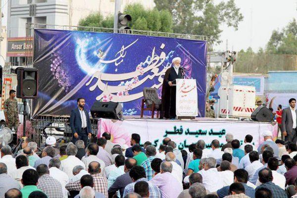 نماز عید فطر (9)